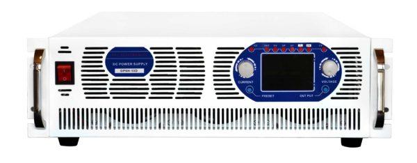 DP-D Serie digitales Hochleistungsnetzgerät Frontseite