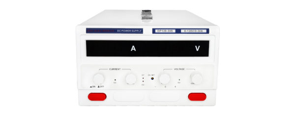 DP-S Series Compact Laboratory Power Supply (Front)